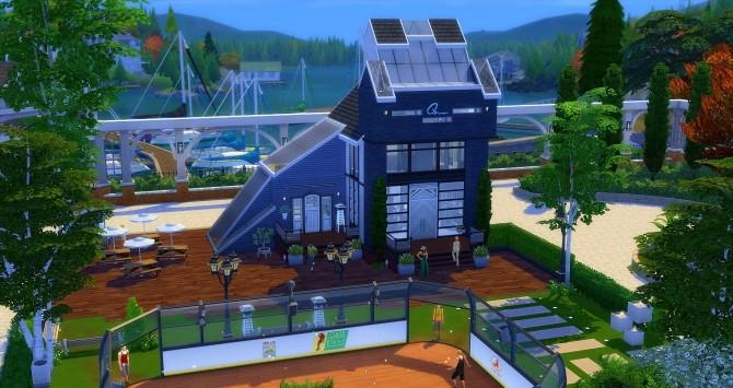 Sporting Club Brindleton at Studio Sims Creation image 955 670x355 Sims 4 Updates