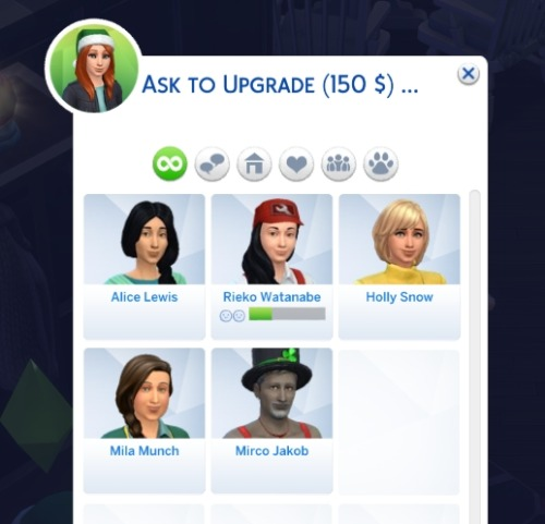 Ask NPCs to Upgrade Objects at LittleMsSam image 1022 Sims 4 Updates