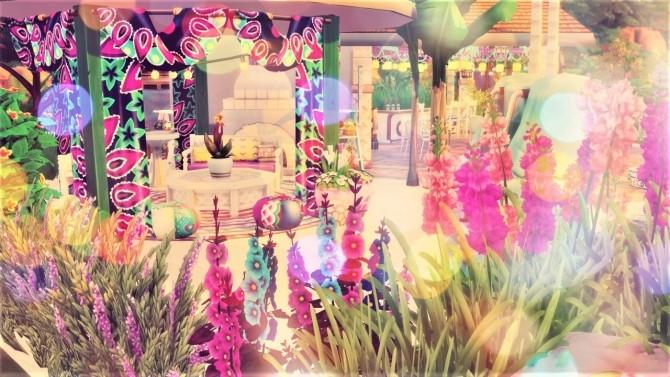 Sims 4 Caribbean Bar at Agathea k