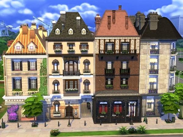 Pub Gran Capitan by casmar at TSR image 10811 Sims 4 Updates