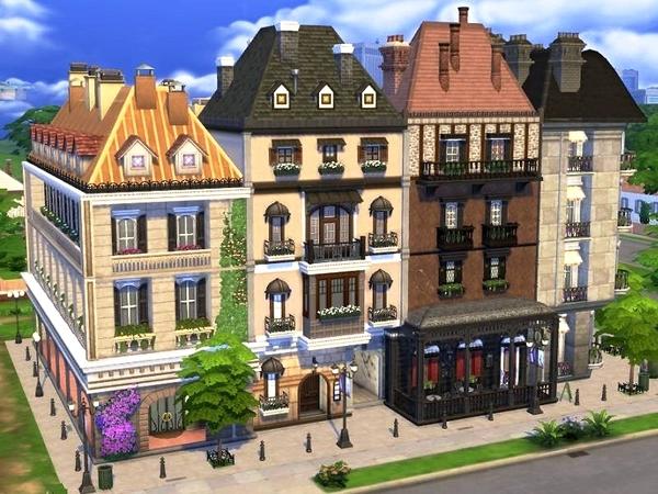 Pub Gran Capitan by casmar at TSR image 10911 Sims 4 Updates