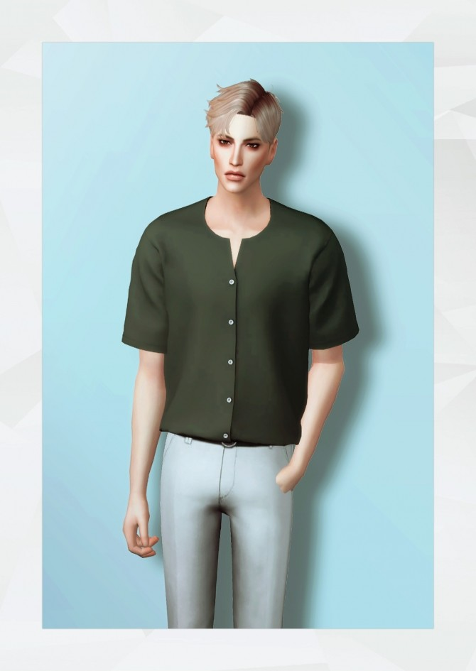 Delkin Shirt at Gorilla image 126 670x945 Sims 4 Updates