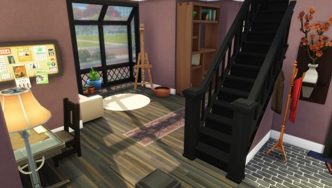 Sims 4 GREENWOOD HOUSE at BERESIMS