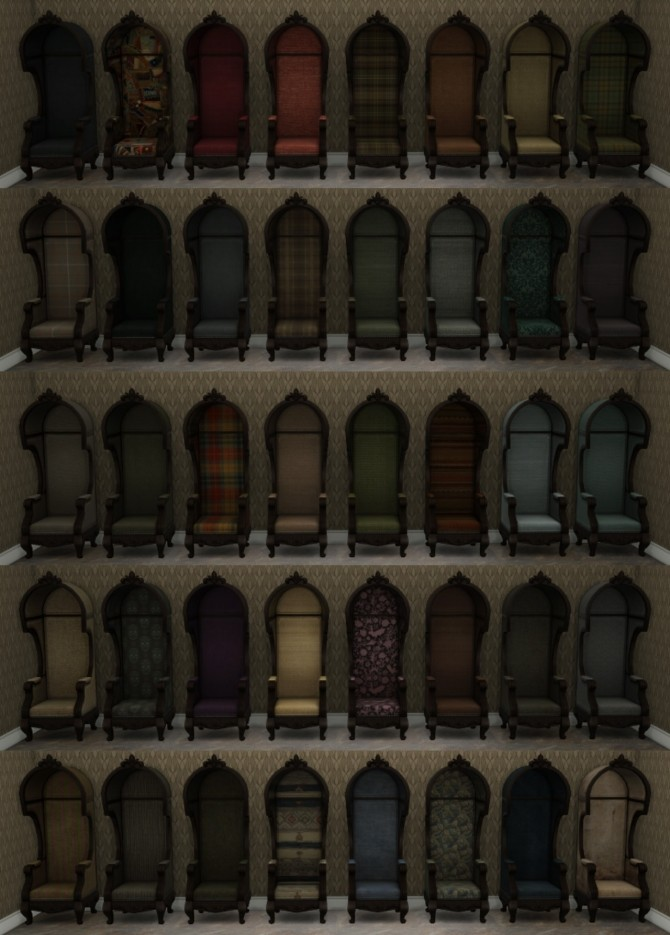 Enveloped In Texture Porter Canopy Chair at Braces image 1322 670x935 Sims 4 Updates
