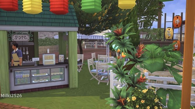 Shop on the dock at Milki2526 image 137 670x377 Sims 4 Updates