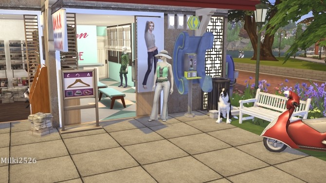 Shop on the dock at Milki2526 image 138 670x377 Sims 4 Updates