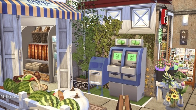 Shop on the dock at Milki2526 image 139 670x377 Sims 4 Updates
