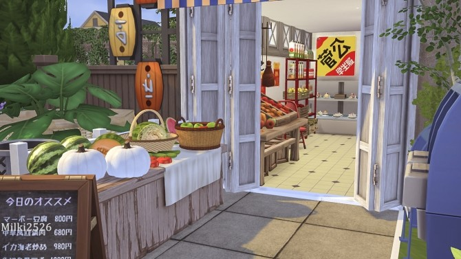 Shop on the dock at Milki2526 image 140 670x377 Sims 4 Updates