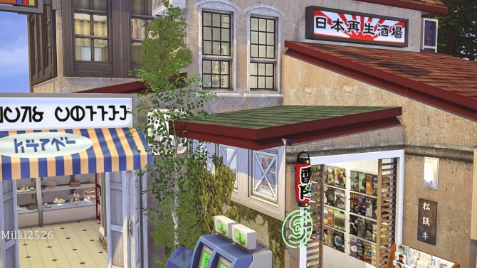 Shop on the dock at Milki2526 image 142 670x377 Sims 4 Updates