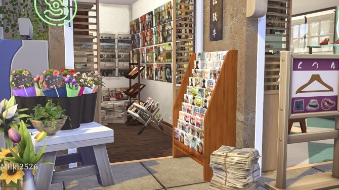 Shop on the dock at Milki2526 image 143 670x377 Sims 4 Updates