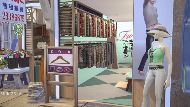 Shop on the dock at Milki2526 image 144 670x377 Sims 4 Updates