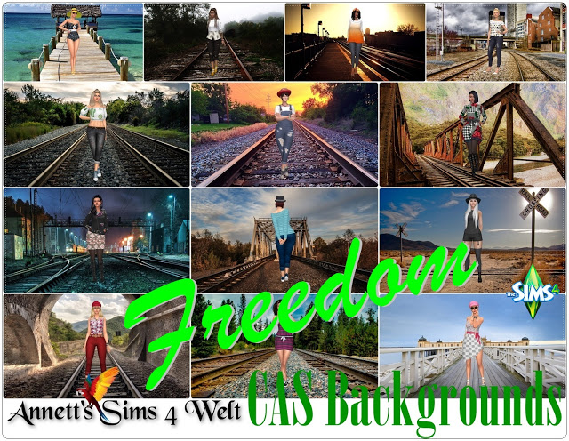 Freedom CAS Backgrounds at Annett's Sims 4 Welt image 1485 Sims 4 Updates