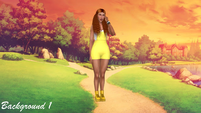 CAS Backgrounds Anime Part 2 at Annett's Sims 4 Welt image 1501 Sims 4 Updates