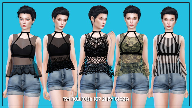 Top 21 at All by Glaza image 1508 Sims 4 Updates