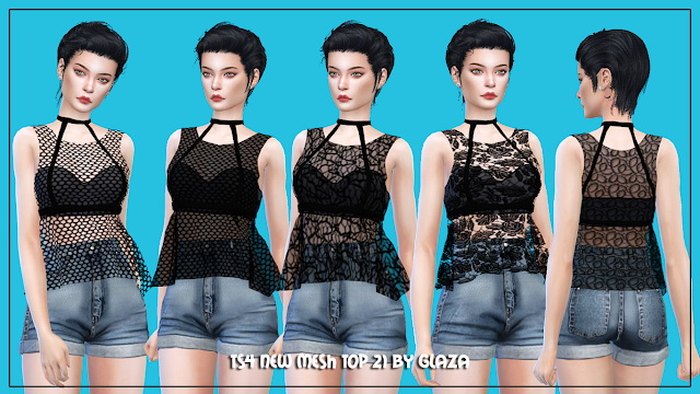 Top 21 at All by Glaza image 1539 Sims 4 Updates