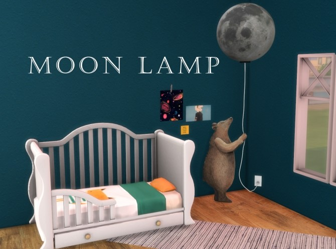 Moon lamp (P) at Leo Sims image 1598 670x498 Sims 4 Updates