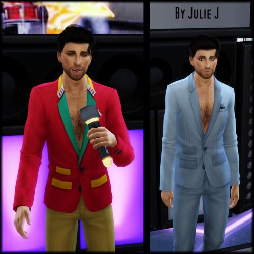 EF11 Male Suit Edited at Julietoon – Julie J image 1626 Sims 4 Updates