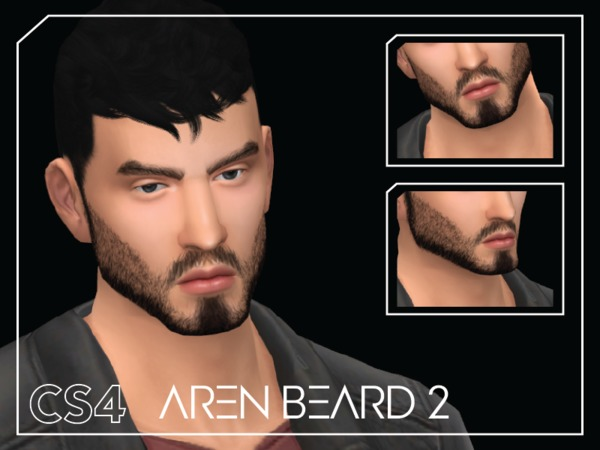 Aren Beard 2 by Choi Sims 4 at TSR image 1752 Sims 4 Updates