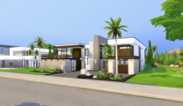 Sims 4 House 57 at Via Sims