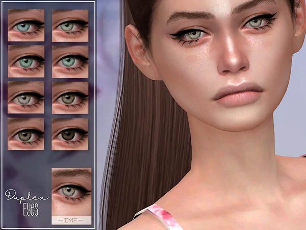 Sims 4 IMF Duplex Eyes N.59 M/F by IzzieMcFire at TSR