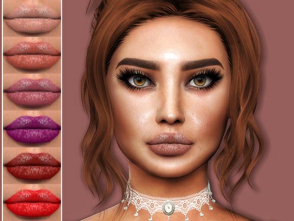 Viola lipstick by Sharareh at TSR image 195 Sims 4 Updates