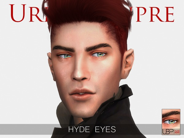 Sims 4 Hyde eyes by Urielbeaupre at TSR