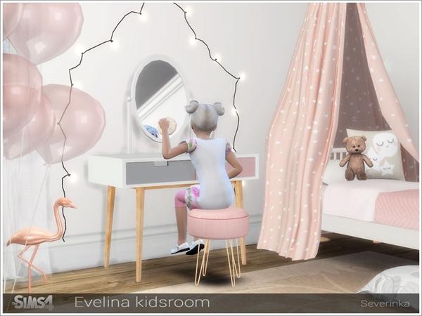 Evelina kidsroom by Severinka at TSR image 2218 Sims 4 Updates