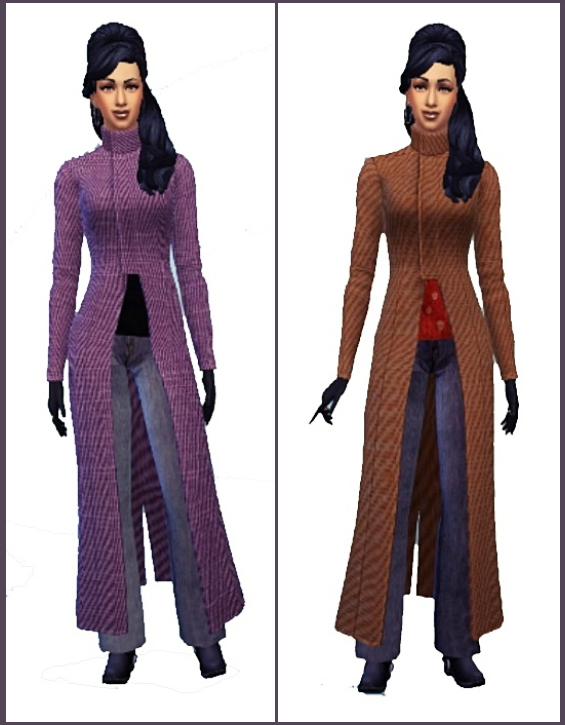 Long Coat female at Birksches Sims Blog image 2252 Sims 4 Updates