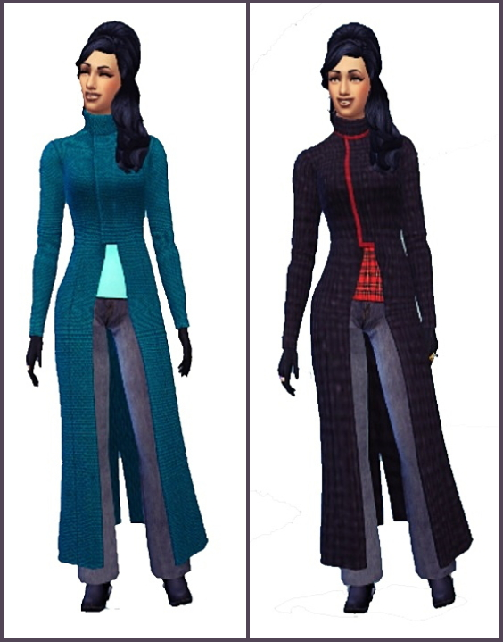 Long Coat female at Birksches Sims Blog image 2262 Sims 4 Updates