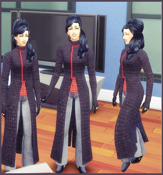 Long Coat female at Birksches Sims Blog image 2272 Sims 4 Updates