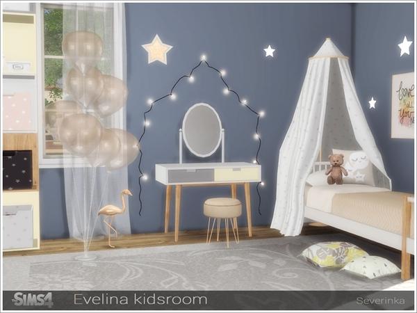 Evelina kidsroom by Severinka at TSR image 2318 Sims 4 Updates