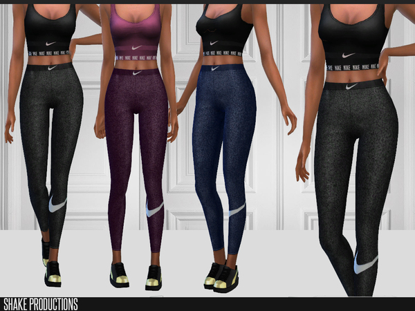 158 Leggings by ShakeProductions at TSR image 239 Sims 4 Updates