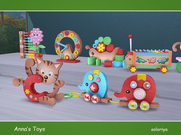 Annas Toys by soloriya at TSR image 2471 Sims 4 Updates