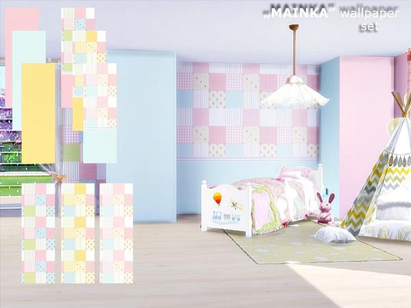 Mainka set by marychabb at TSR image 249 Sims 4 Updates