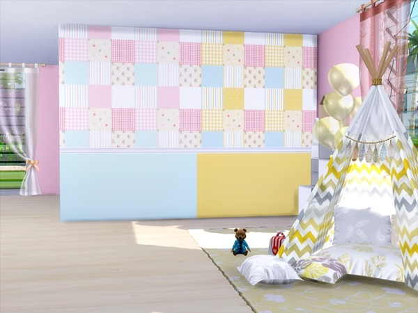 Mainka set by marychabb at TSR image 2521 Sims 4 Updates