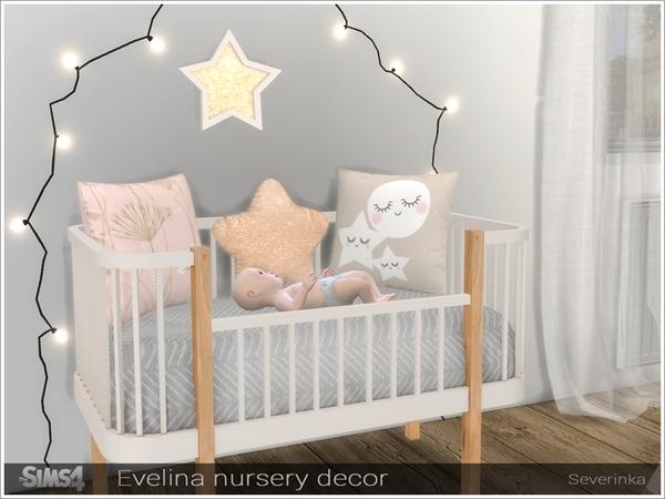 Evelina nursery decor by Severinka at TSR image 335 Sims 4 Updates