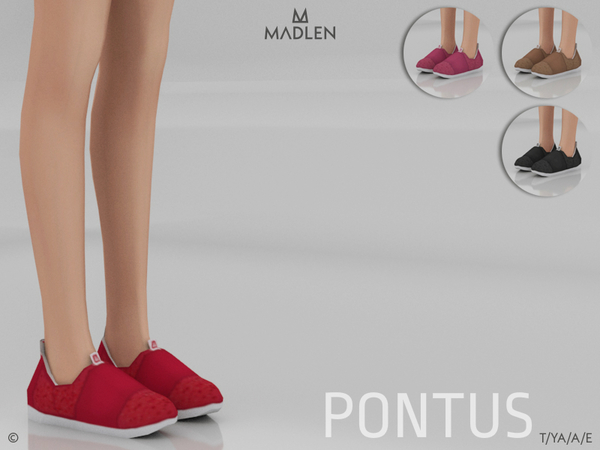 Madlen Pontus Shoes by MJ95 at TSR image 362 Sims 4 Updates