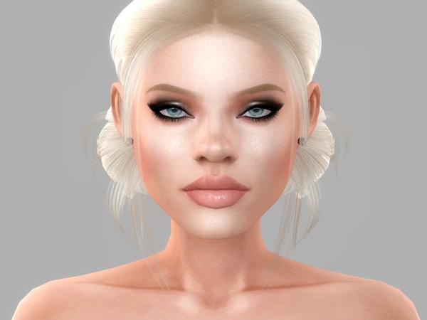 Sims 4 Chloe by Softspoken at TSR