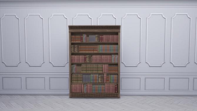 Bookcase Sims 4 Updates Best TS4 CC Downloads