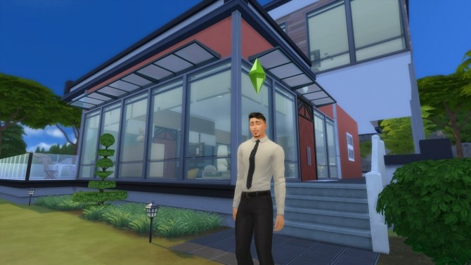 Sims 4 Private Security Contractor Career by greasemonkey98 at Mod The Sims