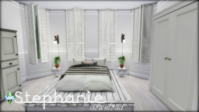 Stephanie bedroom by Rissy Rawr at Pandasht Productions image 396 Sims 4 Updates