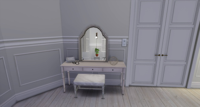 Stephanie bedroom by Rissy Rawr at Pandasht Productions image 405 Sims 4 Updates