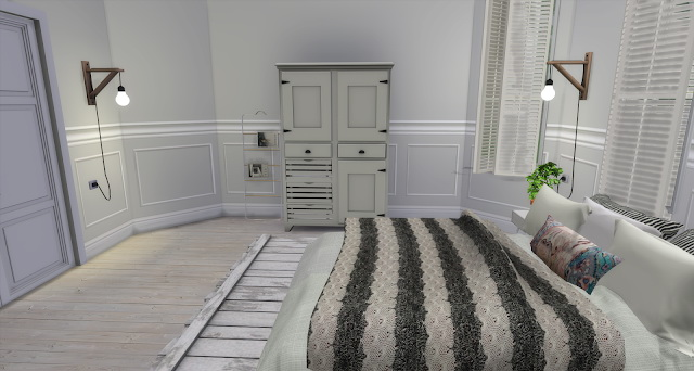 Stephanie bedroom by Rissy Rawr at Pandasht Productions image 4110 Sims 4 Updates