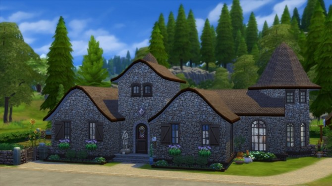 Cozy Cottage by misschilli at Mod The Sims image 4220 670x377 Sims 4 Updates