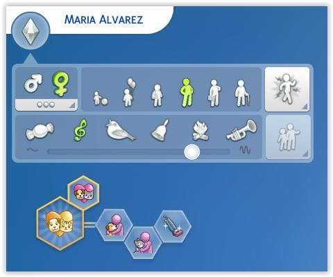 Maria Alvarez by Angerouge at Studio Sims Creation image 4231 Sims 4 Updates