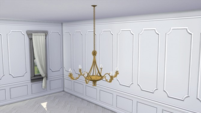 Greaves Ceiling Lights from TS3 by TheJim07 at Mod The Sims image 431 670x377 Sims 4 Updates