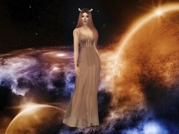Sims 4 Outer Space CAS Background by KatVerseCC at TSR