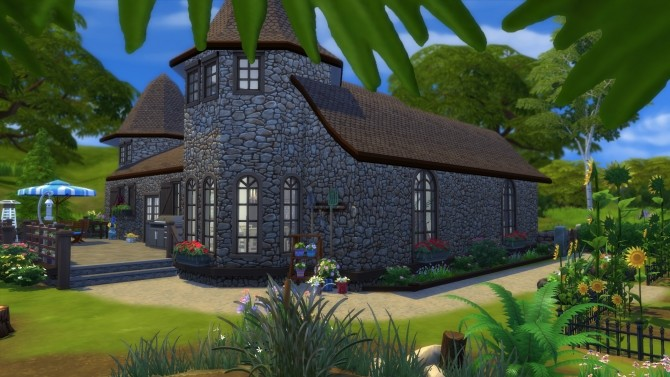 Cozy Cottage by misschilli at Mod The Sims image 4516 670x377 Sims 4 Updates