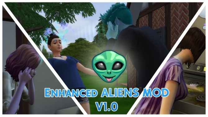 Enhanced Aliens Mod V1.0 by Nyx at Mod The Sims image 5413 670x377 Sims 4 Updates