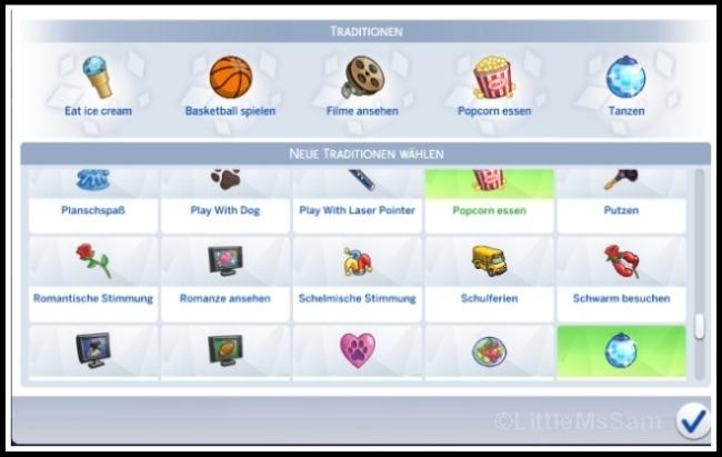 Sims 4 Random Holiday Traditions at LittleMsSam